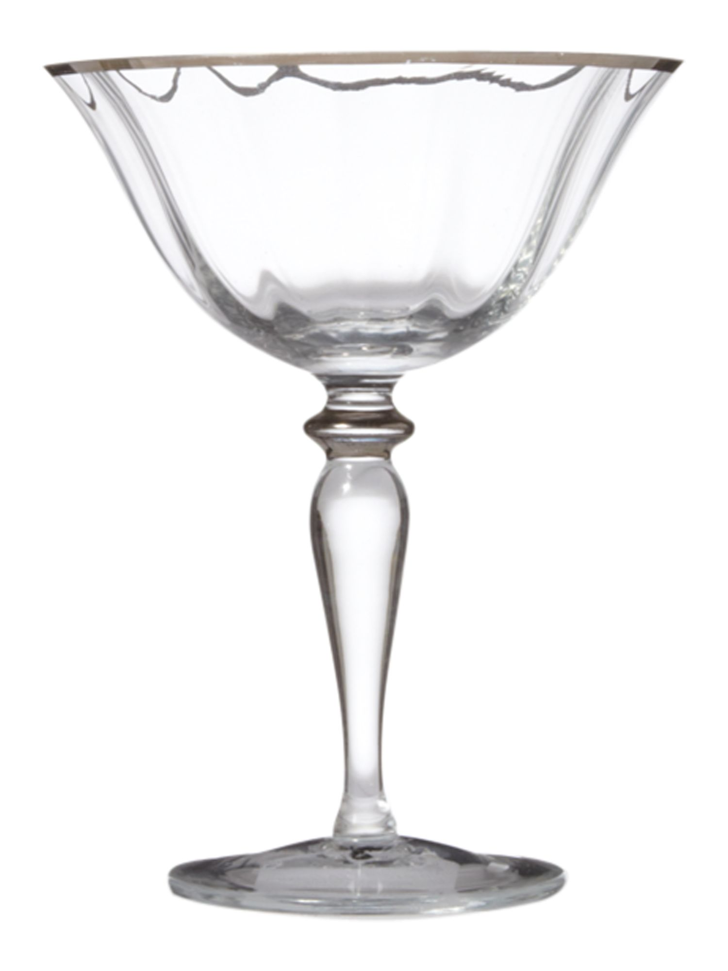 Cecilia martini glass
