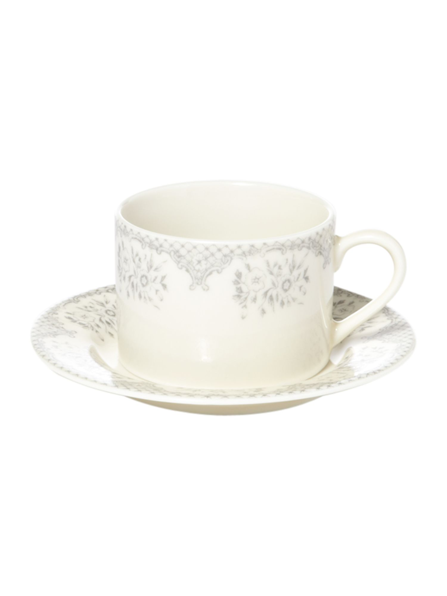 Kew teacup and saucer
