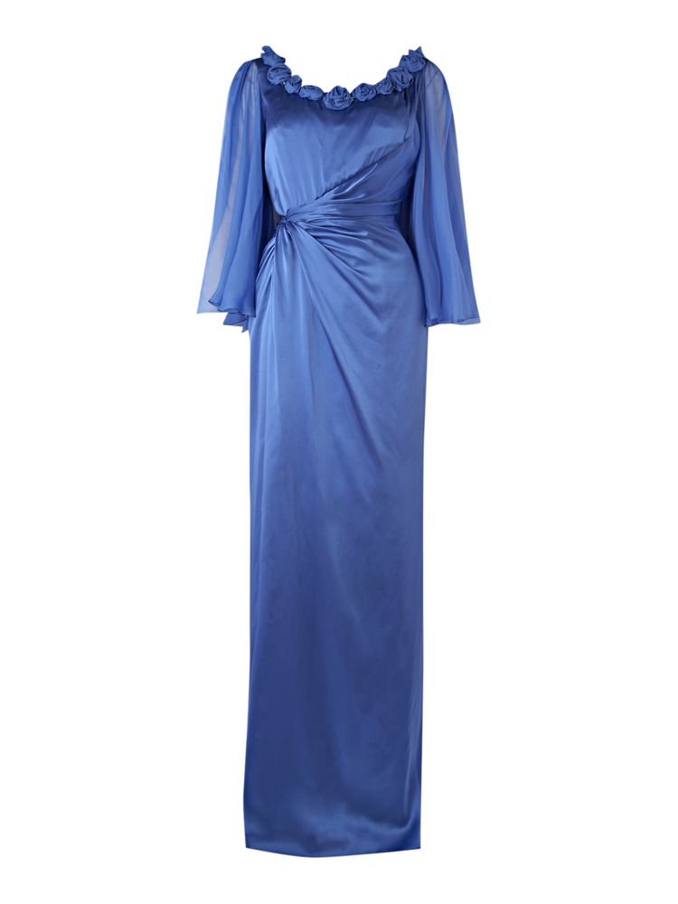 Anoushka-G-Marianna-Dress-In-Royal-Blue-From-House-of-Fraser