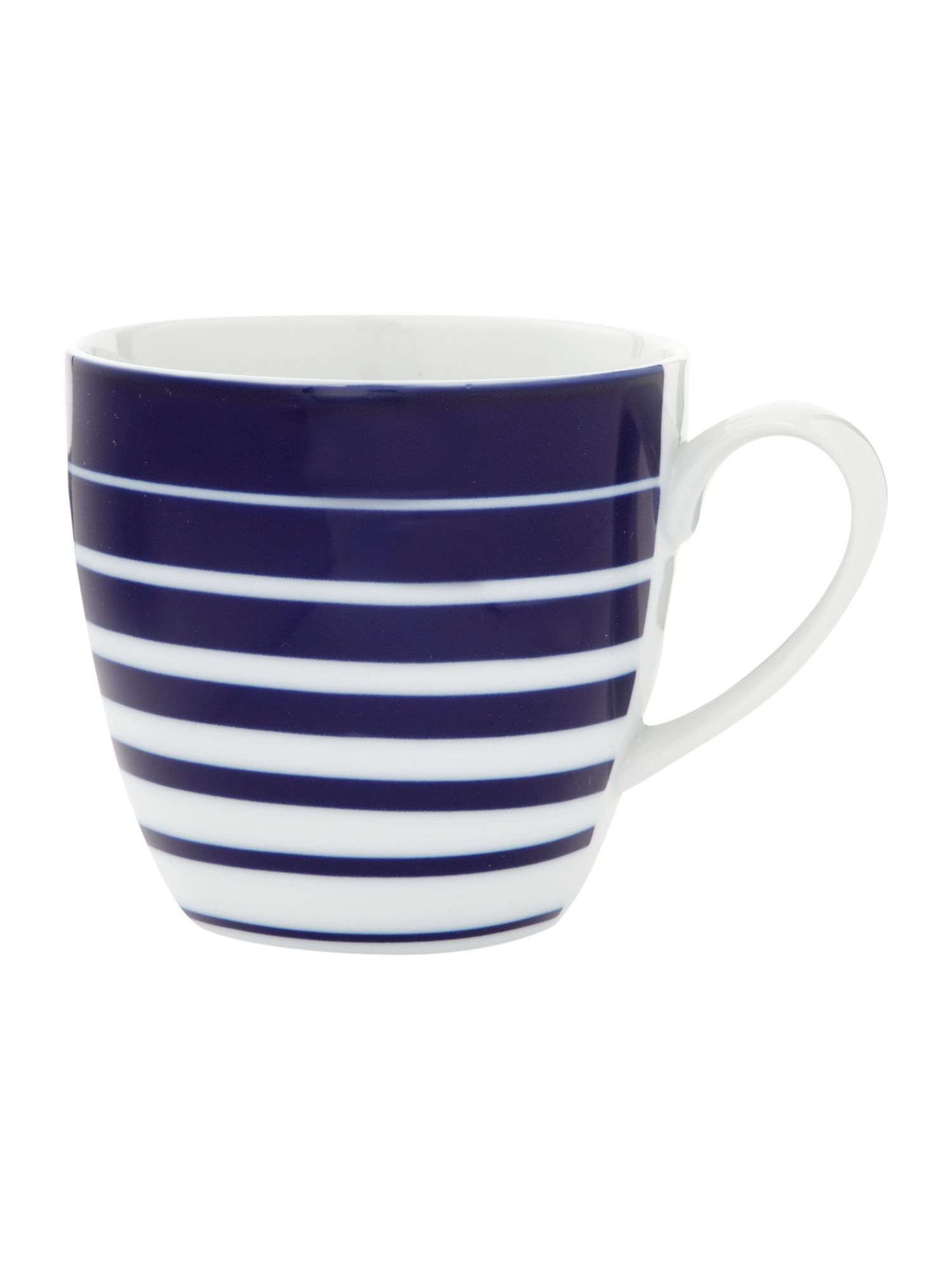 Pacific stripe mug