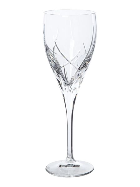 Linea Francesca red wine glass