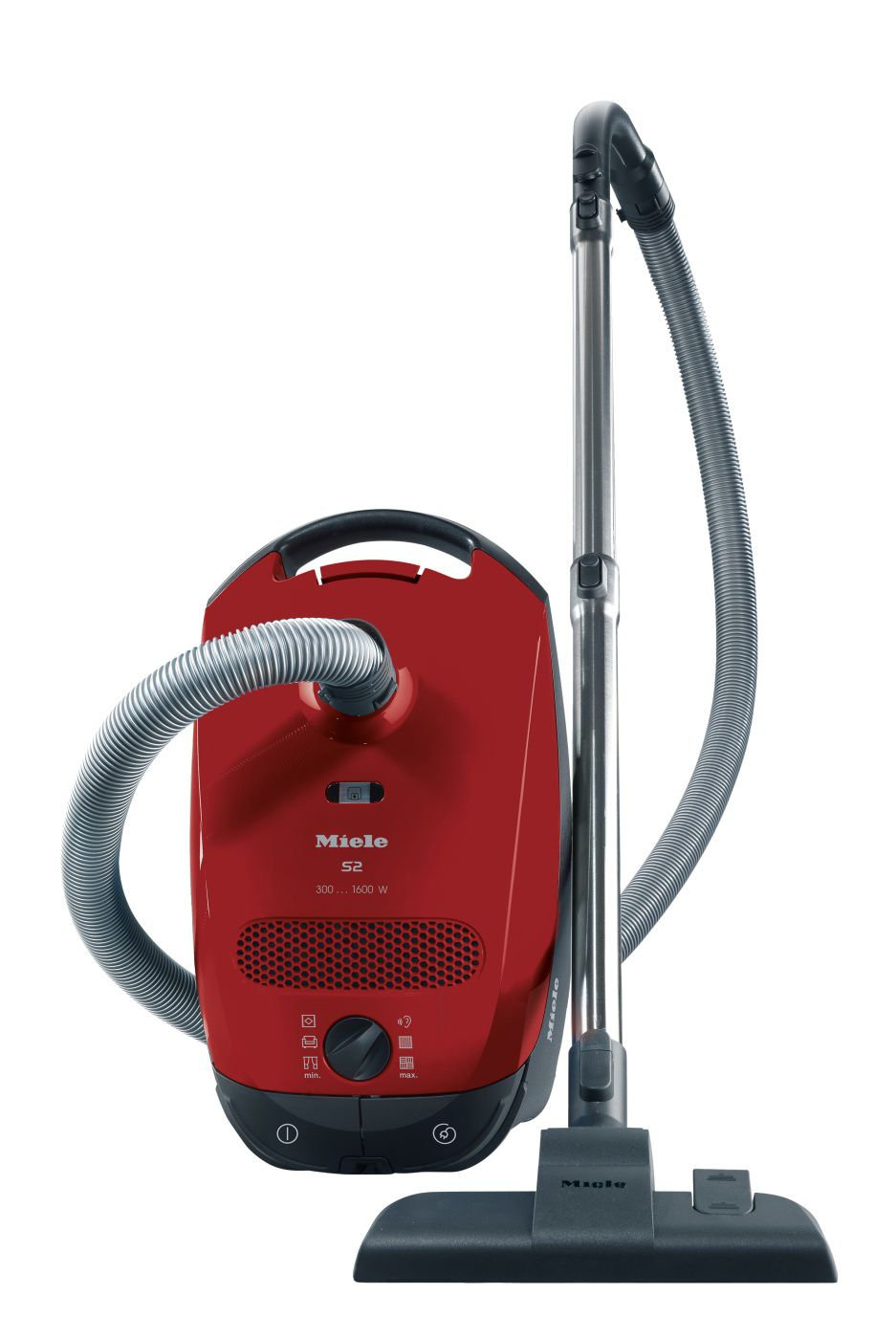 Miele Compact Vacuum Cleaner - Autumn Red S2111