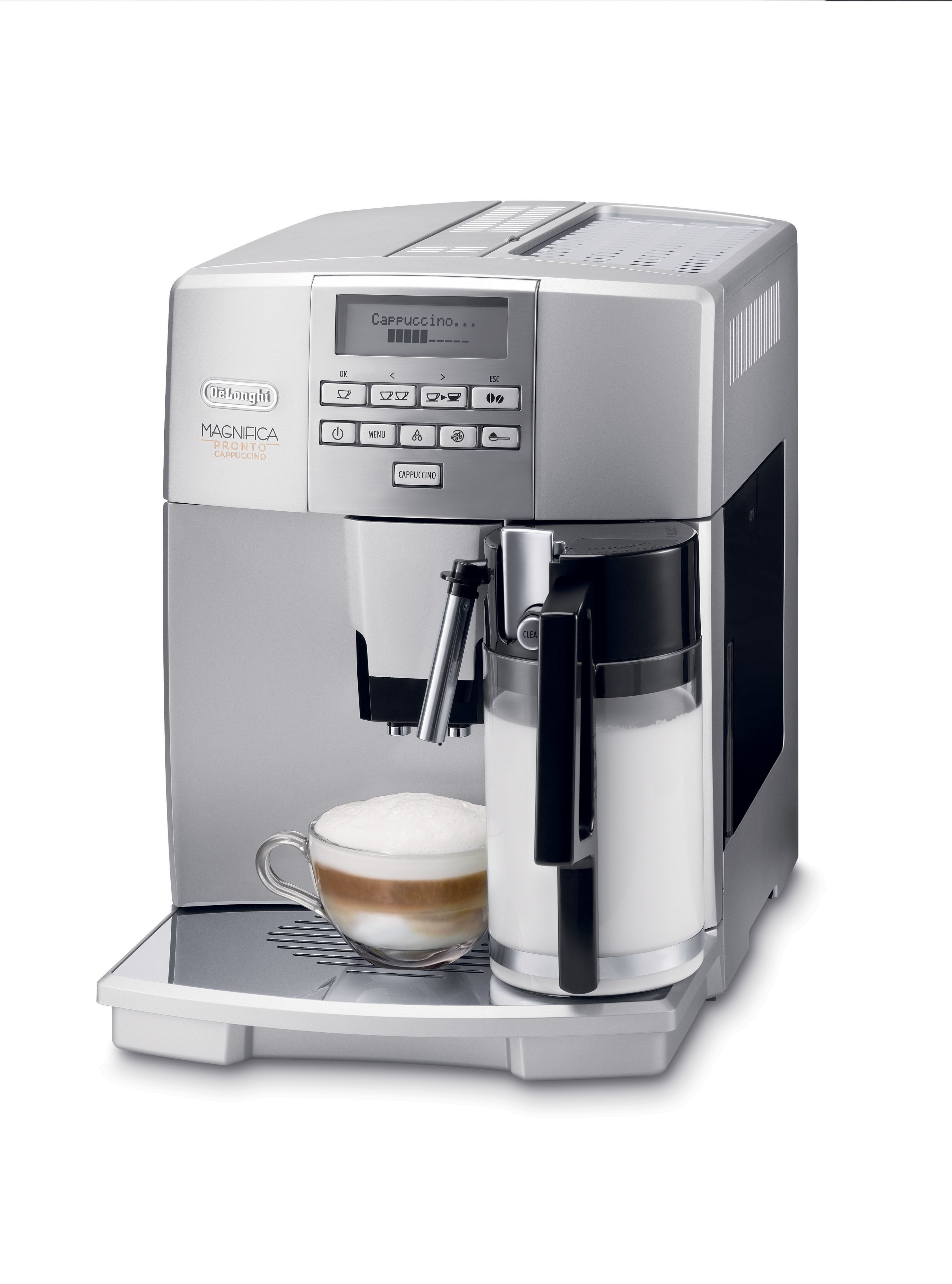Magnifica Pronto Coffee Machine ESAM04.350.S