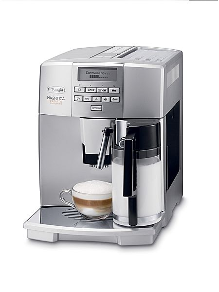 Delonghi Magnifica Pronto Coffee Machine Esam04 350 S