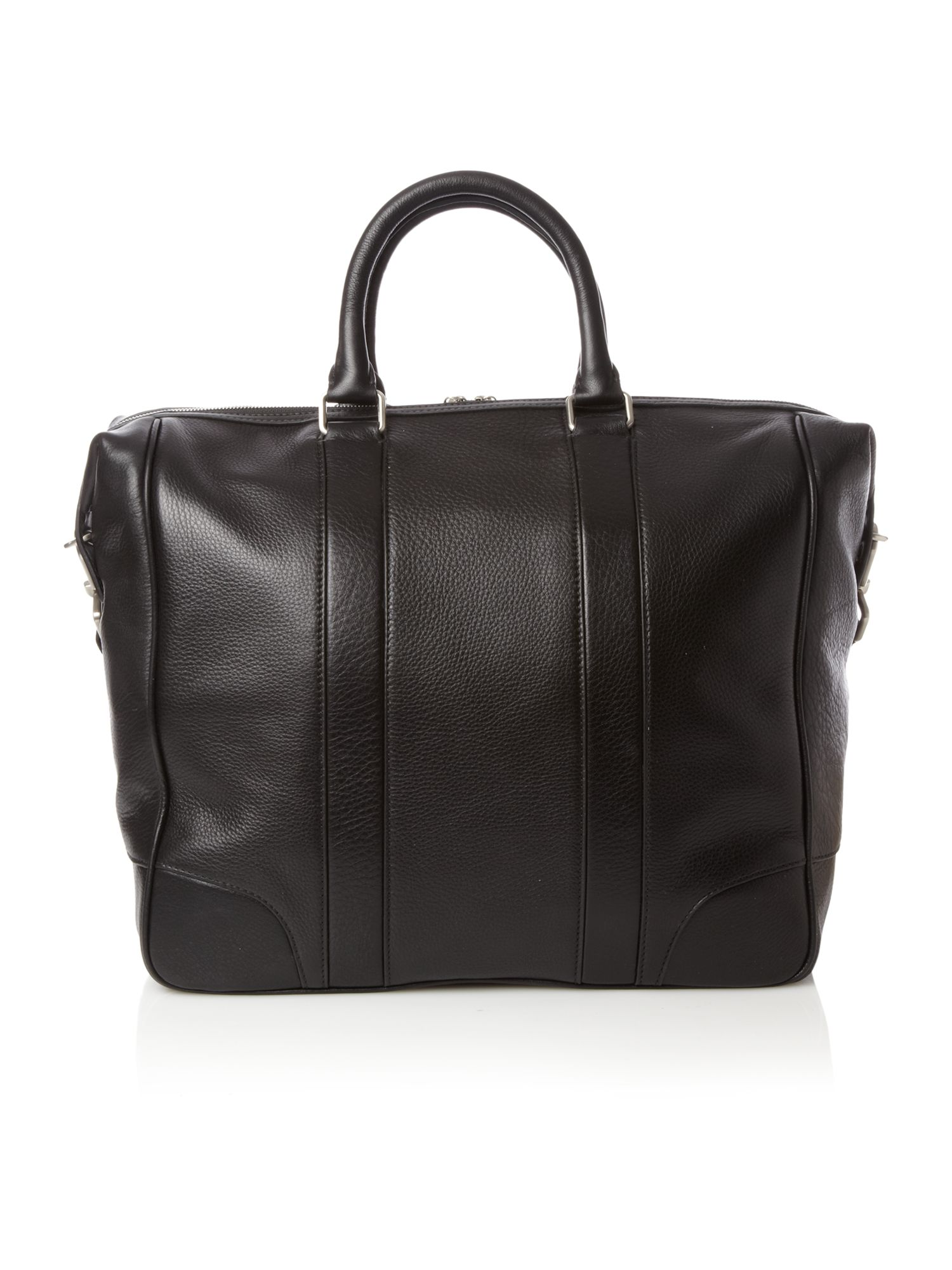 Hugo Boss Leather tote bag