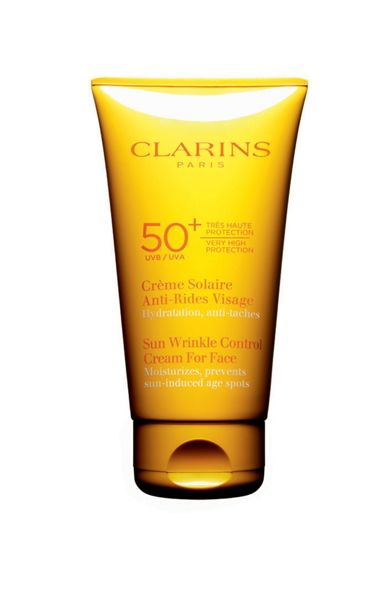 Clarins Sun Wrinkle Control Cream High Protection UVB50+