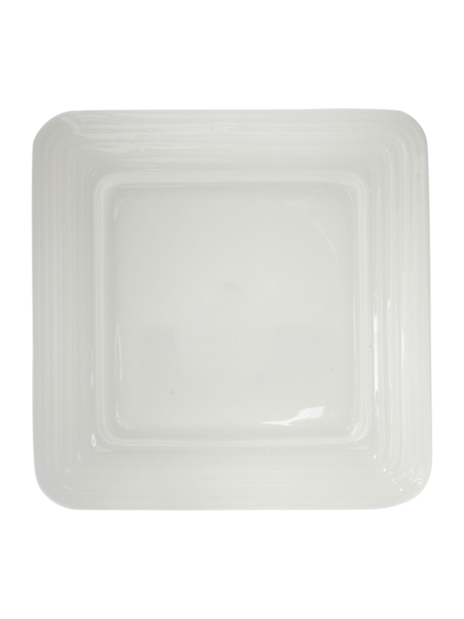 Soho square side plate
