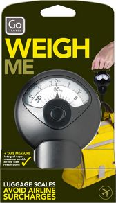 Go Travel Weigh me scales
