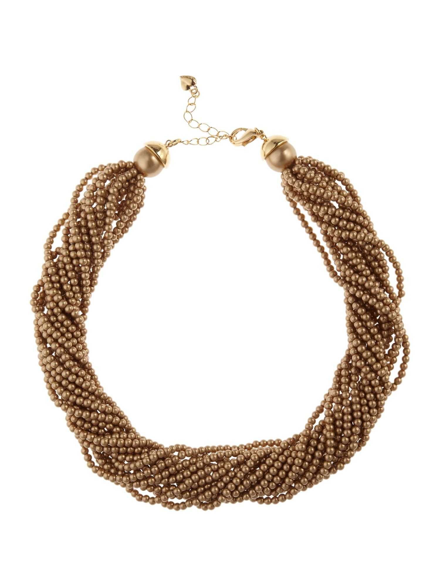 Carolee Style Icons Michelle Obama 16 16 strand necklace