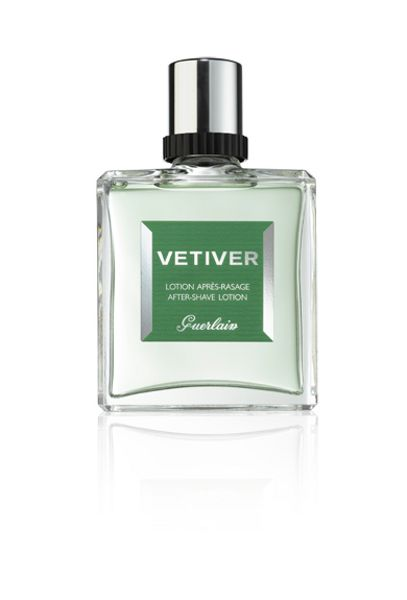 Guerlain Vetiver After Shave Lotion