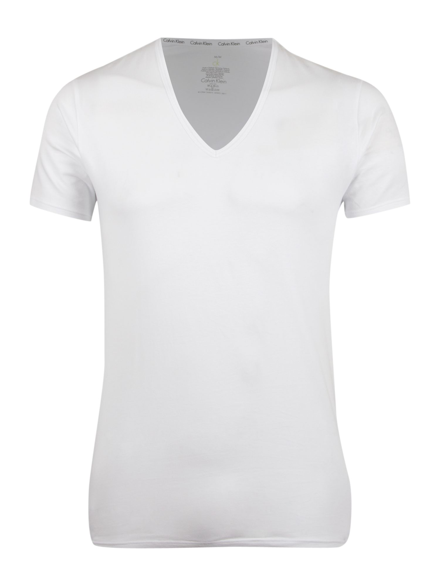 2 pack v-neck cotton T-shirt