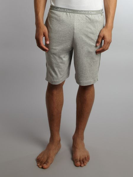 Calvin Klein Long nightwear shorts