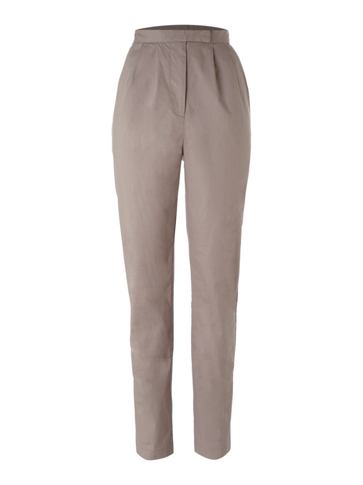 Very-By-Vero-Moda-Crop-Trousers-In-Light-Grey-From-House-of-Fraser