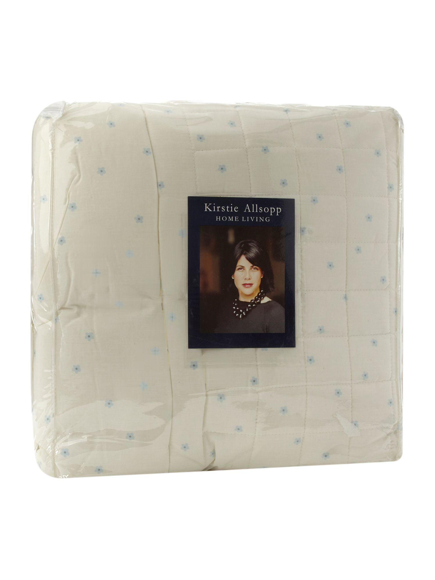 Hattie quilted bed throw