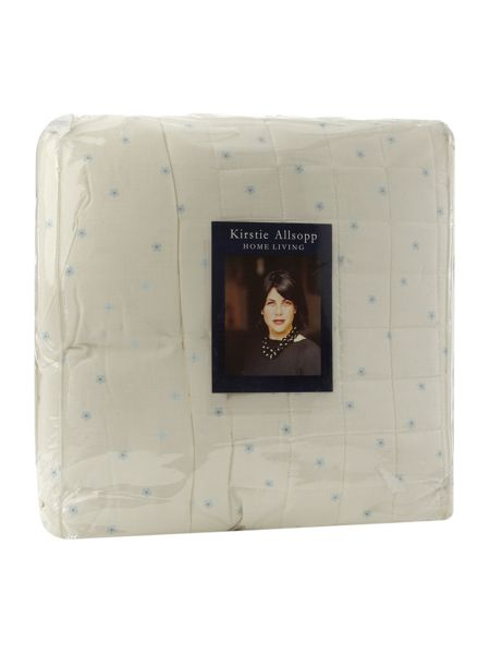 Kirstie Allsopp Hattie quilted bed throw
