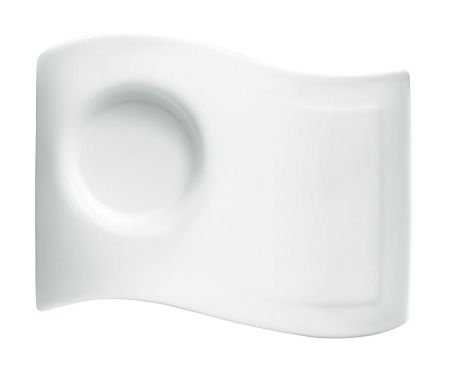 Villeroy & Boch Newwave caffe medium party plate 20x14cm