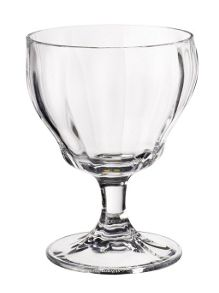 Farmhouse touch white wine goblet