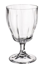 Farmhouse touch water goblet