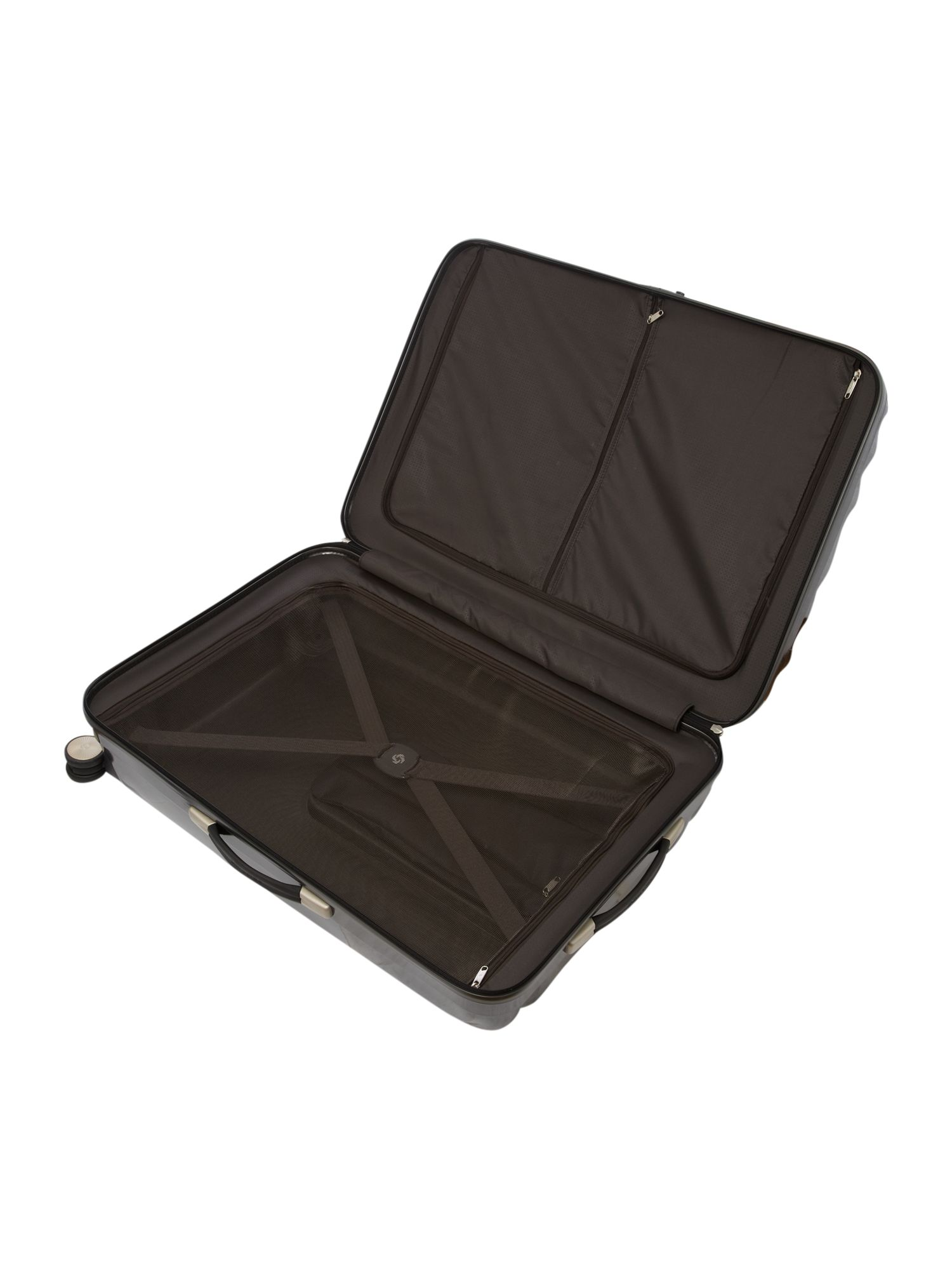 Cubelite graphite 82cm 4 wheel case