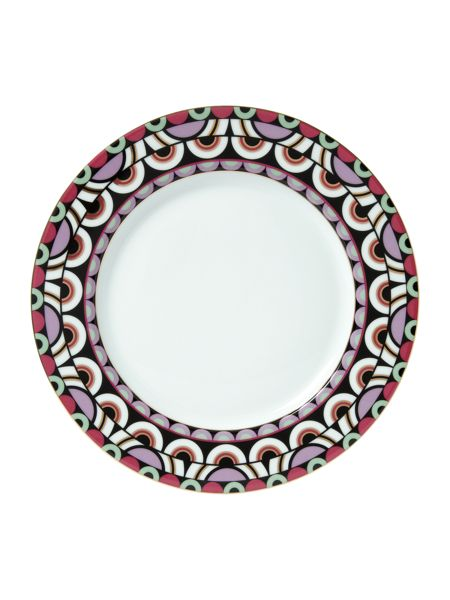 Pied a Terre Persia Jewels dinner plate