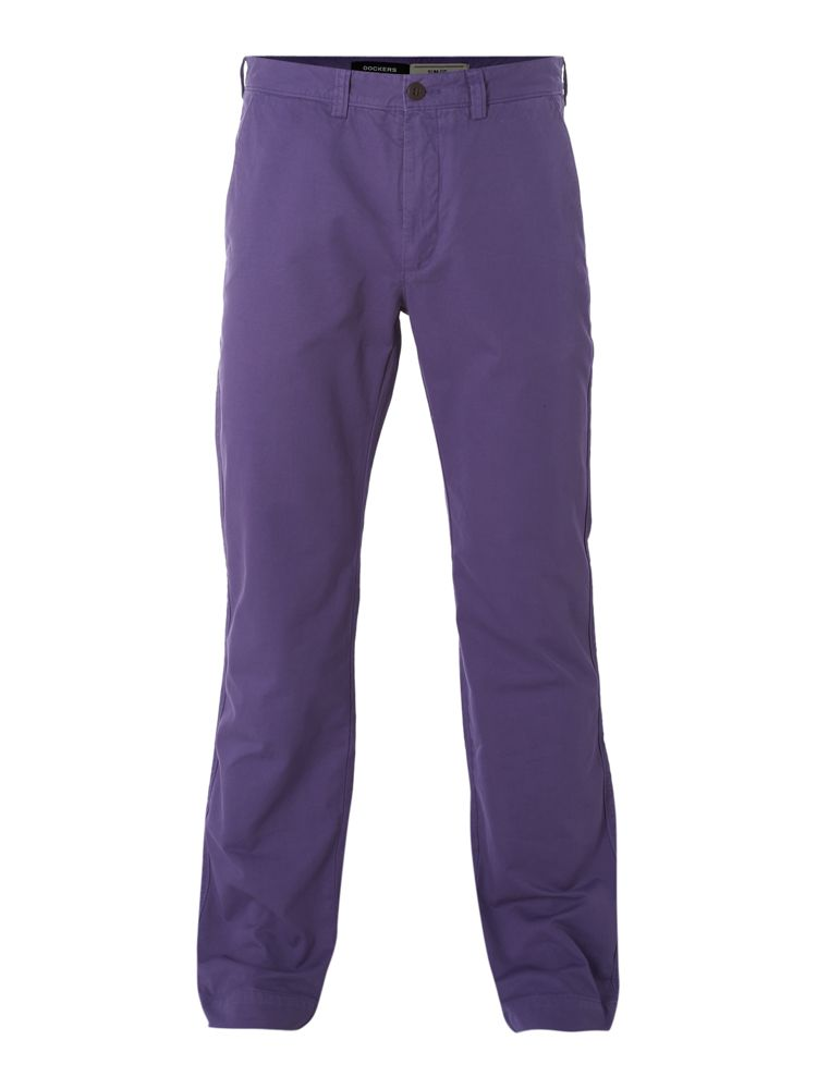 Dockers-Bright-Twill-Chinos-In-Violet
