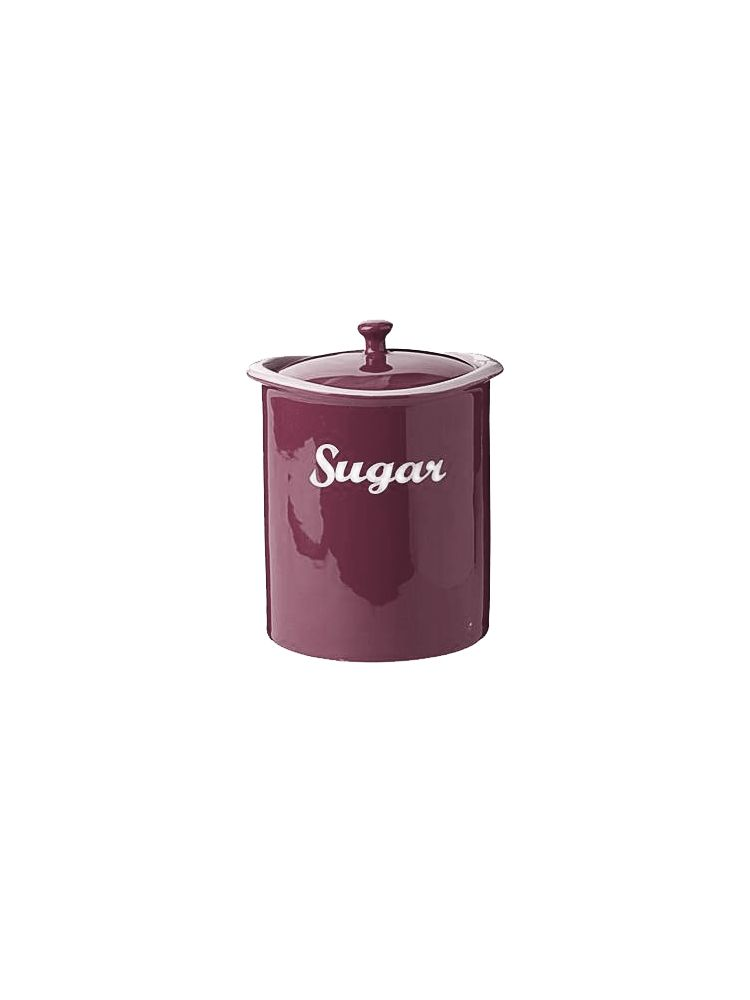 Linea-Curve-Tea-Coffee-and-Sugar-Jars-in-Aubergine
