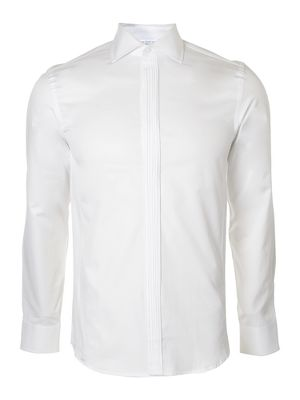 Duchamp Ultra Slim Long Sleeved Formal Shirt