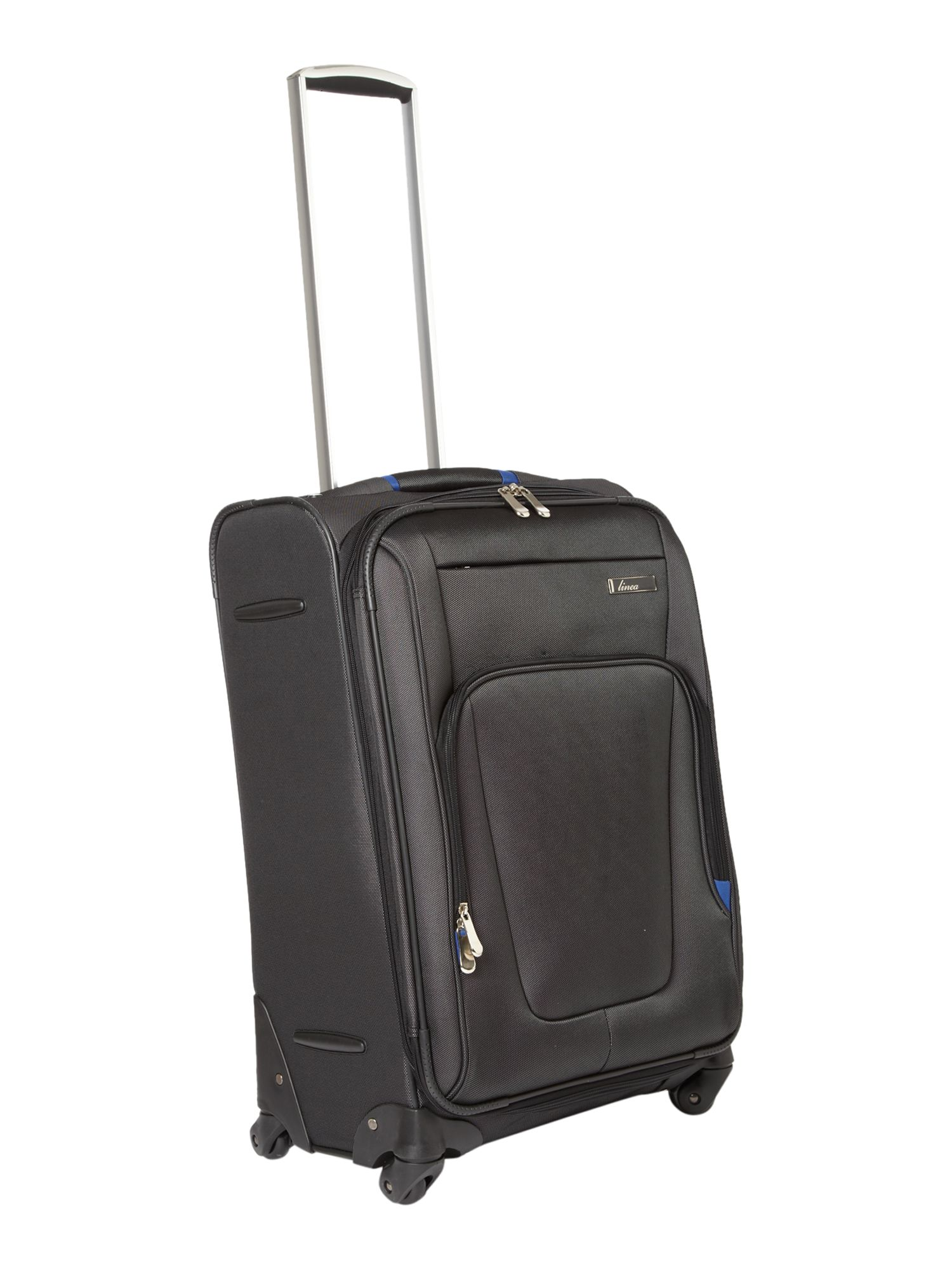 Metro 2 Black 65cm 4 Wheel Case