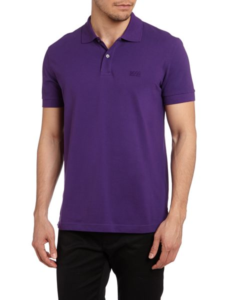 Hugo Boss Firenze Logo Polo Shirt