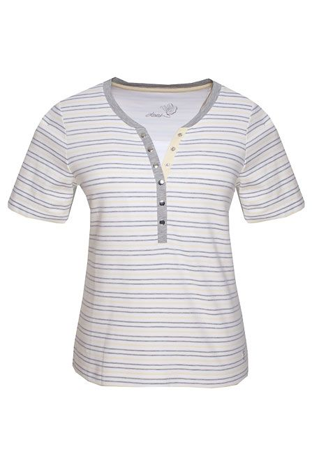 Dash Stripped t-shirt - Light Grey product image