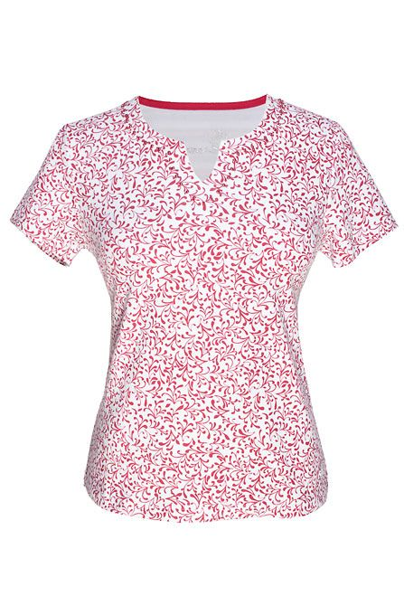 Dash Womens Dash Beaded t-shirt, Pink 152966033 product image
