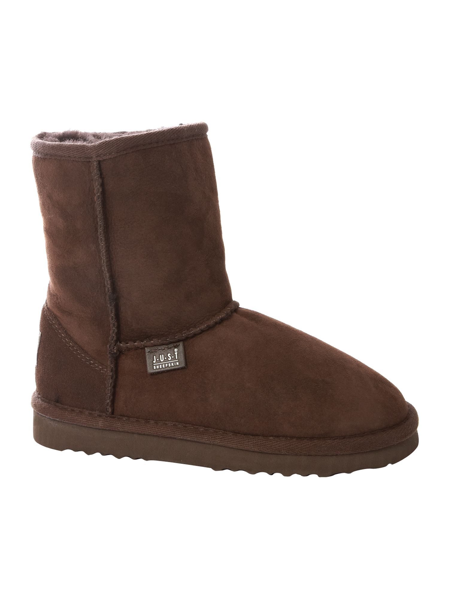 Kid`s Sheepskin boot