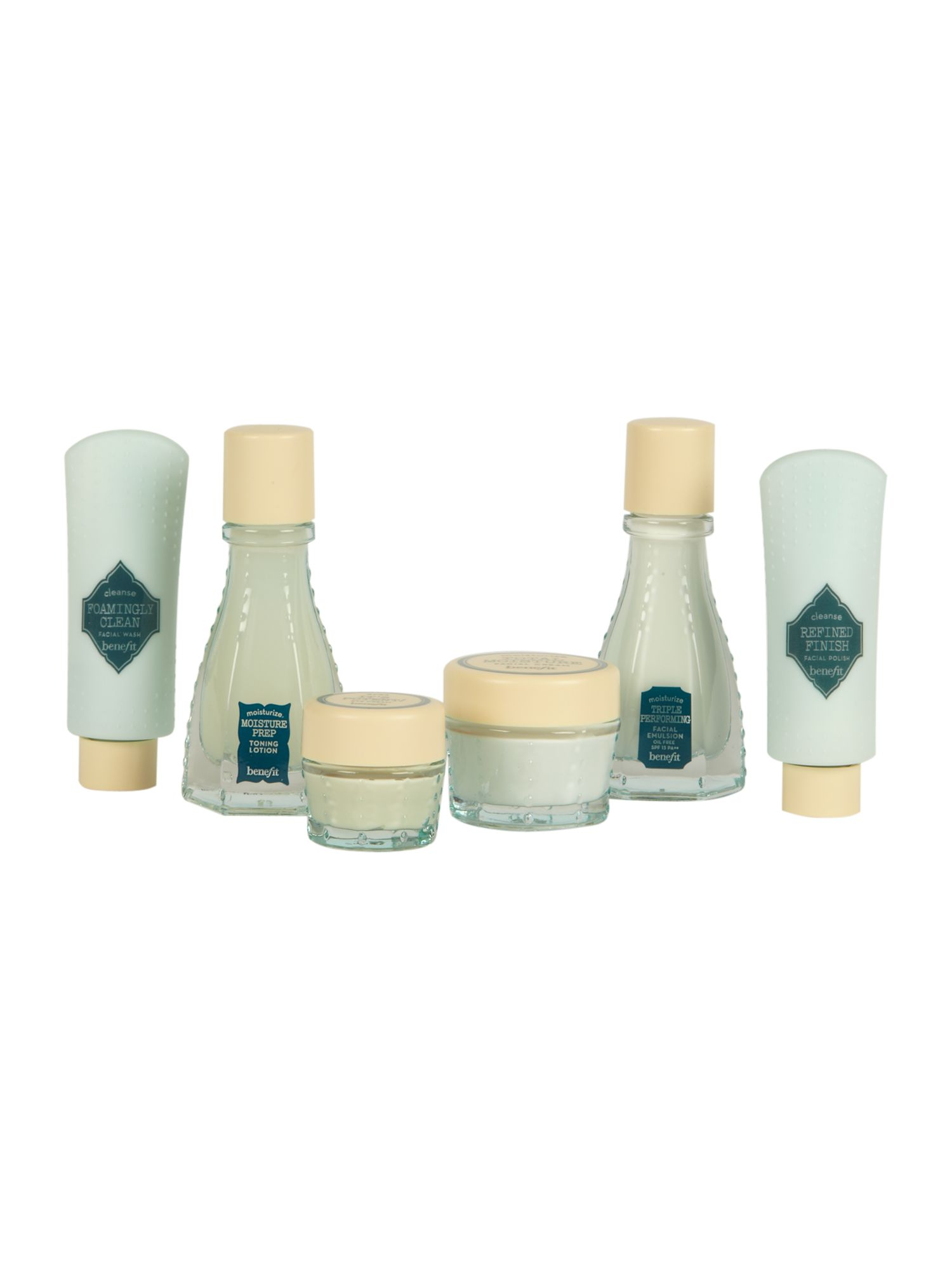 Skincare Set - 6 Piece