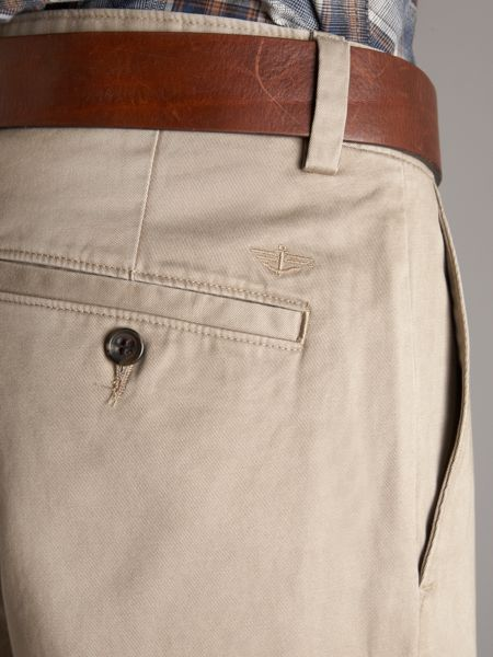 Dockers D1 slim fitted chino trousers
