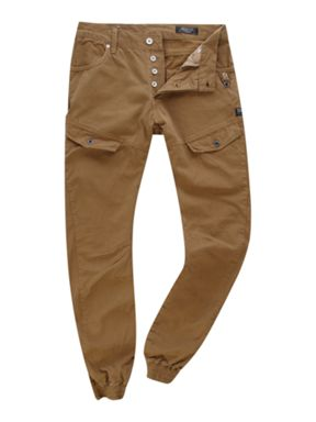 Jack & Jones Twisted cuffed dale feng chino