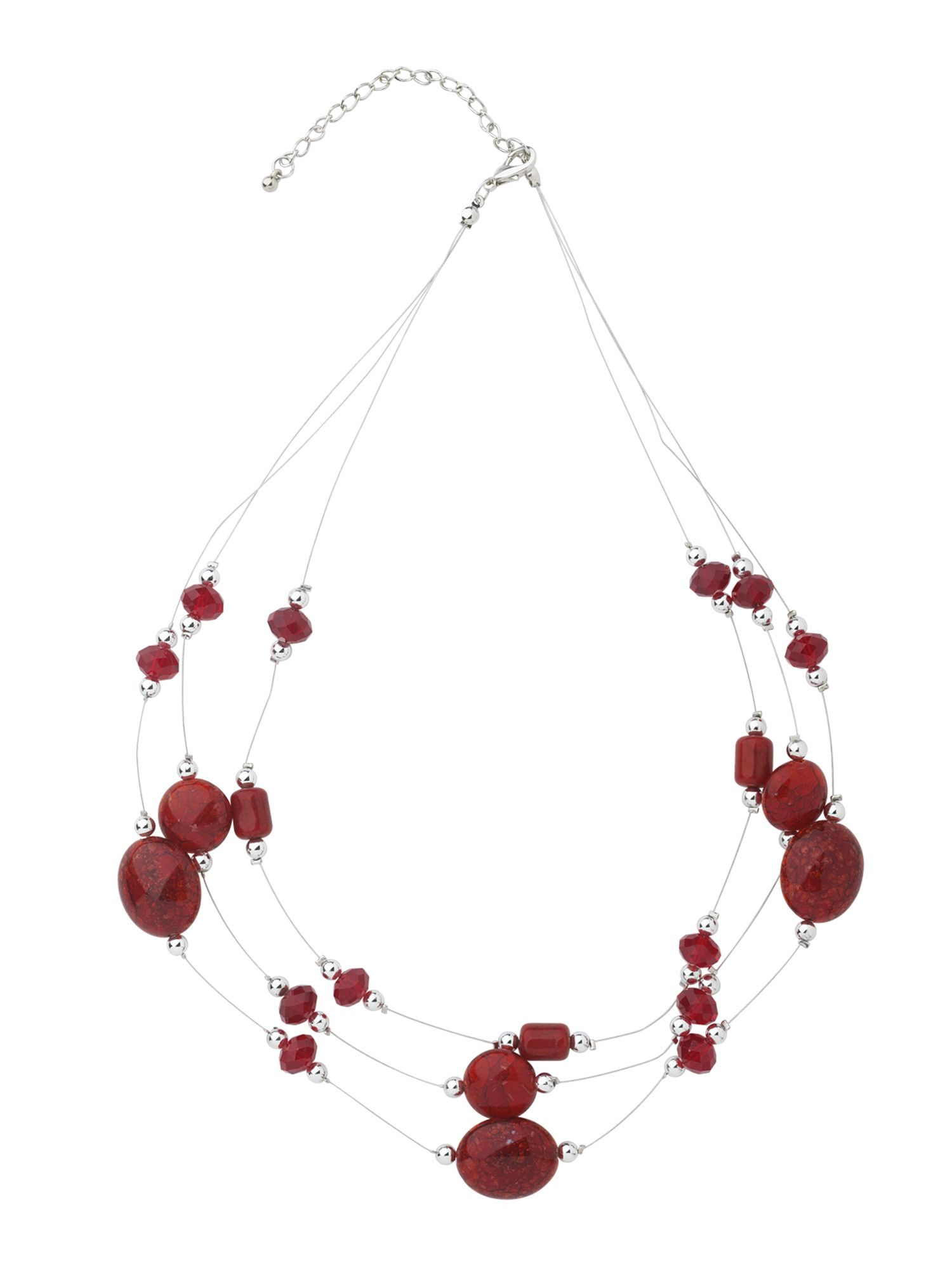 Phase Eight Rosita illusion necklace