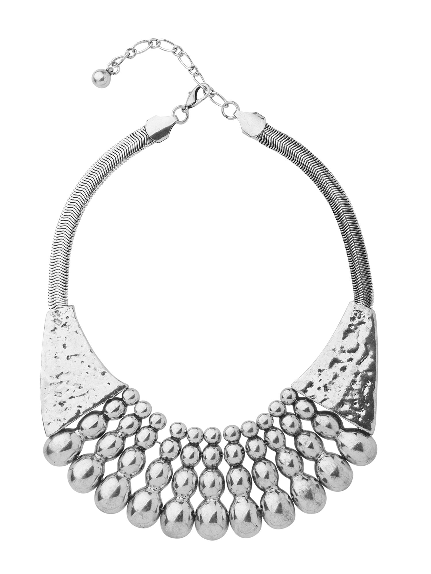 Phase Eight Bubble collar necklace