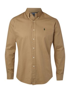 Polo Ralph Lauren Solid chino shirt