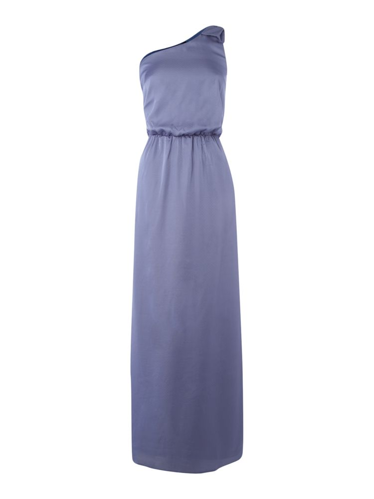 Maggie-And-Me-One-Shoulder-Maxi-Dress-In-Blue