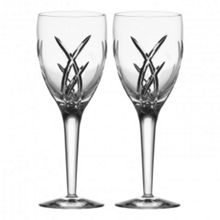 John rocha collection signature goblet set of 2