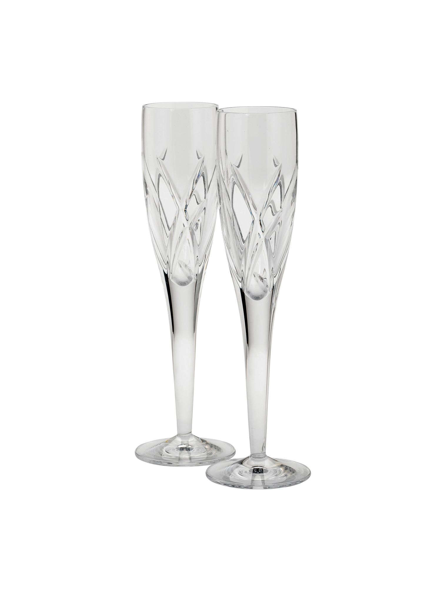 John Rocha at Waterford Crystal Signature flute set of 2 Image