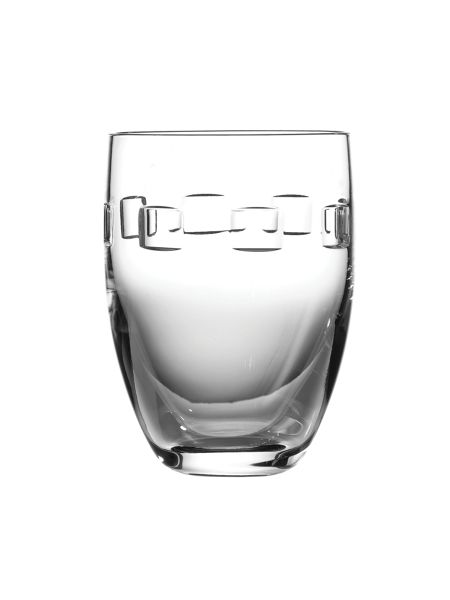 Waterford John rocha collection geo tumbler pair