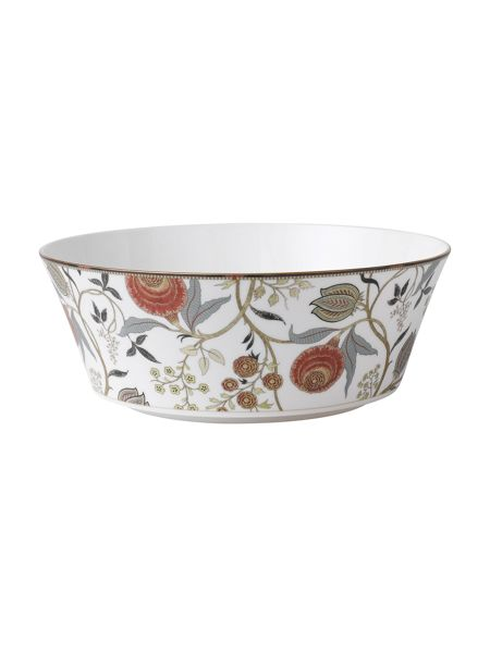 Wedgwood Pashmina rnd serving bowl 10.0 iconic