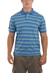 Raging Bull Multiple Stripe polo shirt