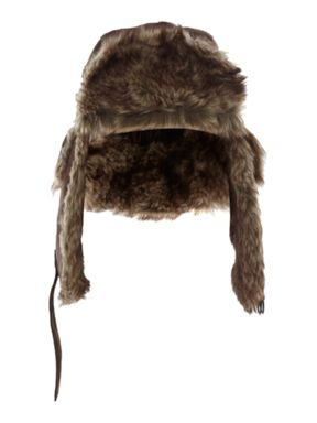 Howick Canvas trapper hat