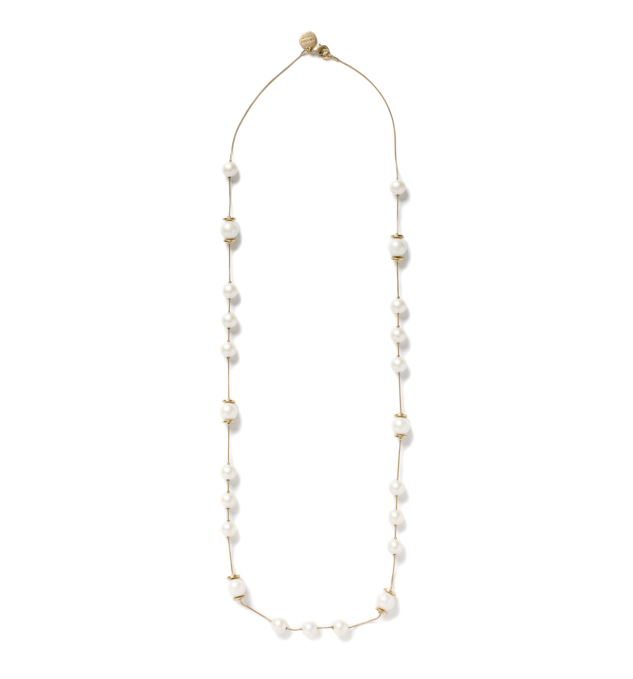 Hobbs Delancy necklace, Ivory
