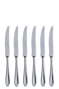 Arthur Price Sophie Conran box 6 tea knives