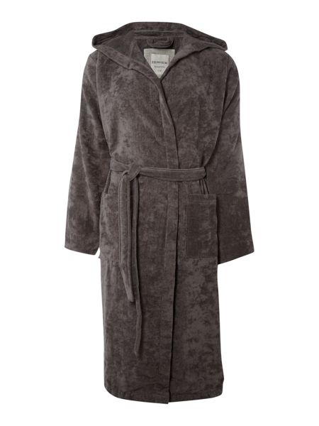 Howick Plain hooded robe
