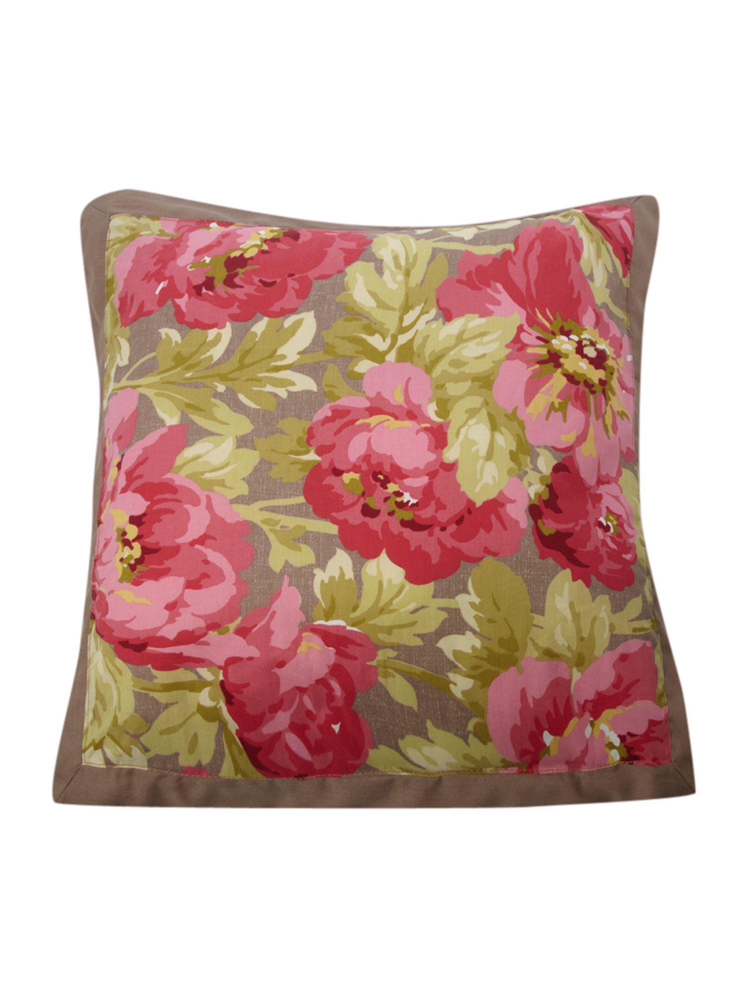 Meredith square cushion