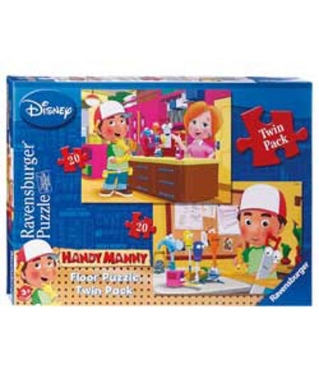 Ravensburger Handy manny puzzle